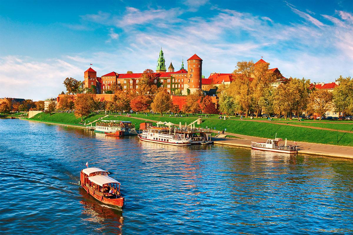 Jagellonian University in Krakow